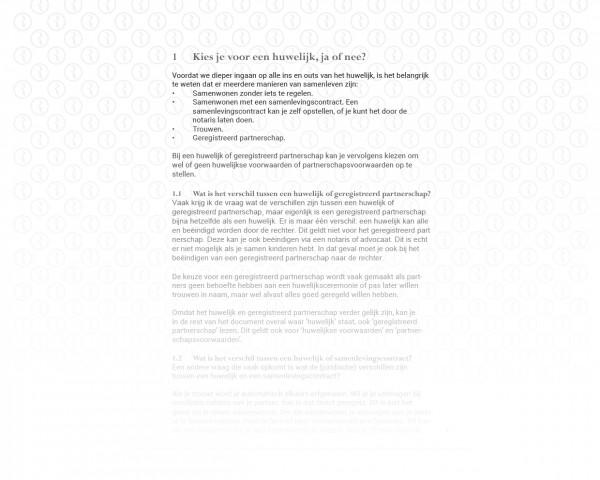 E-book Het huwelijk EBOOKHH1219